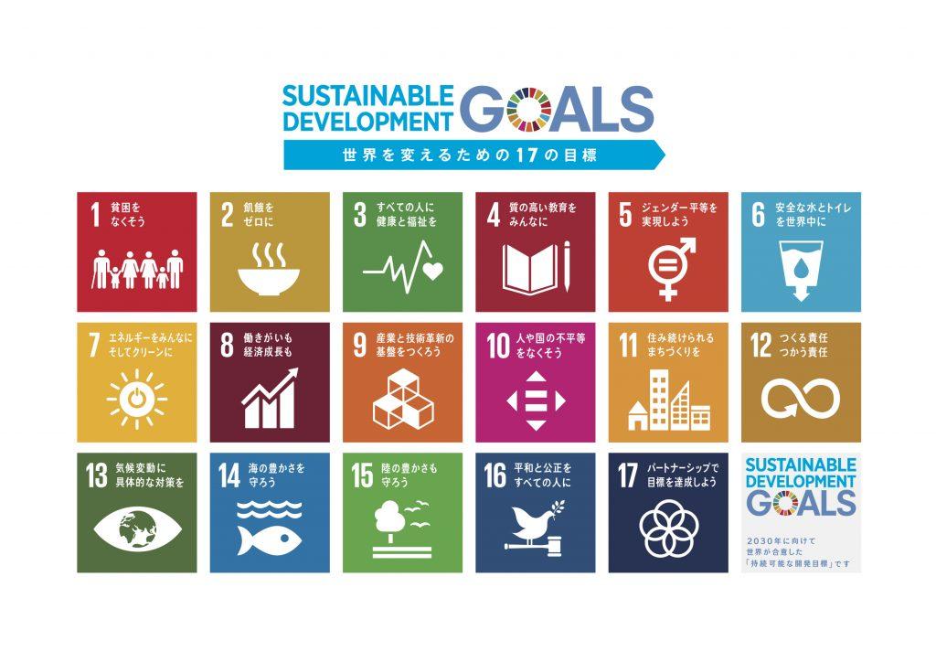 SDGs(持続可能な開発目標)概要