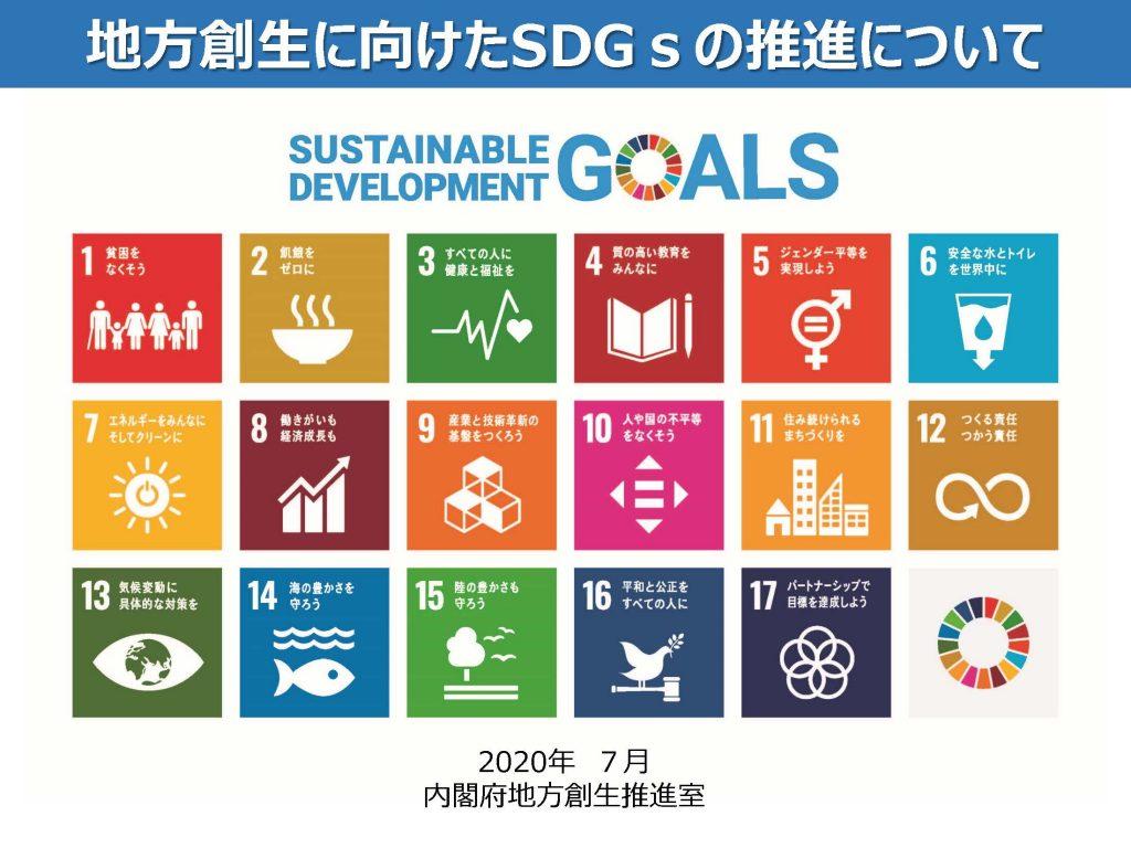 地方創生SDGs